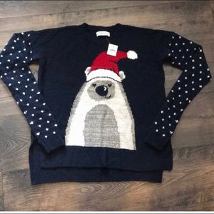 Holiday sweater. Brand new!
